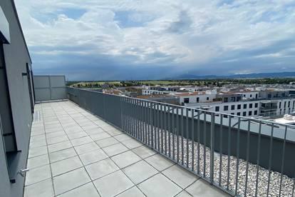 Provisionsfreie Traum Dachgeschosswohnung Erstbezug neben U1 und Therme Wien