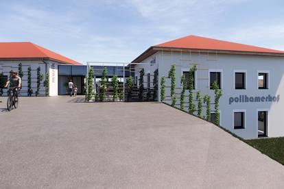 Pollhamerhof  - Neues inovatives Gastronomiekonzept für ambitionierte, engagierte Gastonomen