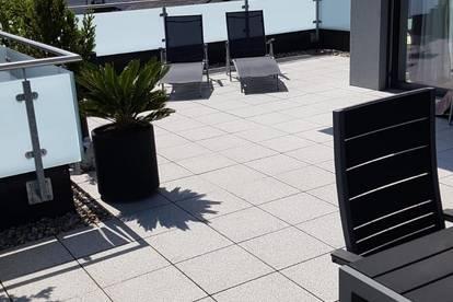 Neuwertige Penthouse-Dach-Terrassen-Wohnung in Top Lage Mattighofen Privat