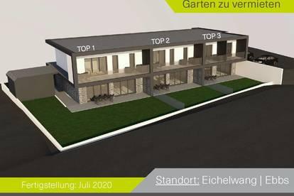 Reihenhaus mit Garten zu vermieten TOP3