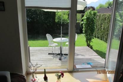 Schöne, helle, zentrale 50m2 Terrassenwohnung  mit Gartenmitbenützung in 5020 Salzburg nur an Einzelperson