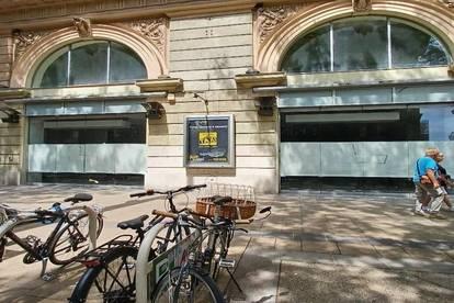 """TOP LAGE - Mariahilfer Straße 22-24 Vermietung Geschäftslokal (ehem. """"NEW YORKER"""")"""
