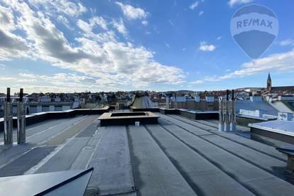 Rarität im 18. Bezirk | Erstbezug | 4-Zimmer Dachgeschoss Wohnung