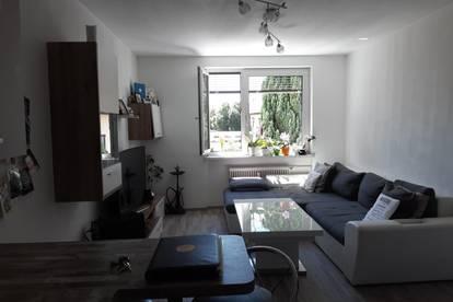 Vermiete sonnige 2-Zimmerwohnung in Zentrumsnähe - teilmöbliert(Ablösefrei) -  Privat - keine Maklergebühr