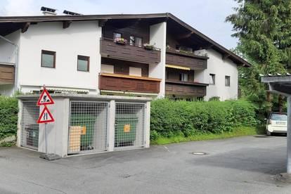 MIETE - Schöne, ruhige, sonnige 3 Zimmerwohnung (leichter Umbau in 4Zi. möglich) in einem Mehrfamilienhaus, direkt an der Kitzbüheler Ache.