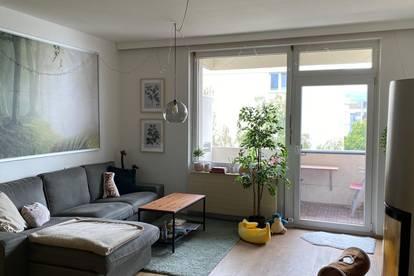Kaisergasse - 3 Zimmer Wohnung mit Loggia im Zentrum