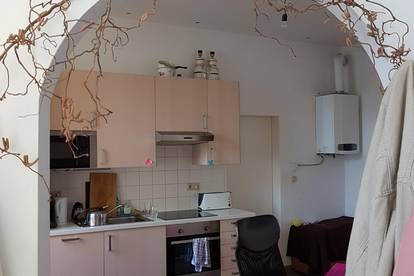 helles großes Zimmer nahe Lugnercity, in renovierter Wohnnung