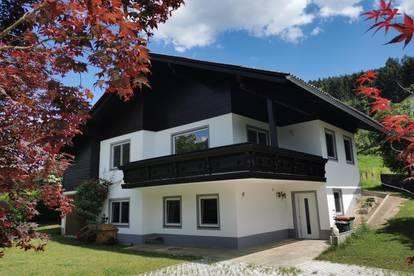 Haus mit Seeblick zu verkaufen