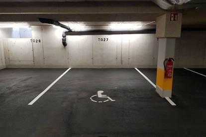 226: Tiefgaragenstellplatz Innsbruck Zentrum / Ing.-Etzel-Straße ab sofort zur Miete