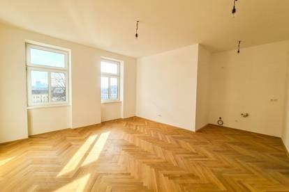 WEITBLICK // 1-Zimmer Garconniere in saniertem Altbau-Erstbezug //