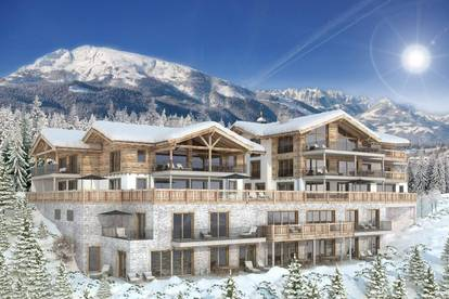Hunting Lodge Residences - Boutique Apartments mit Zweitwohnsitzstatus