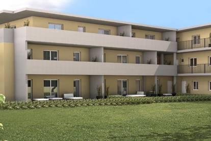 Erstbezug in sonniger Neubauwohnung mit 3 Zimmern, provisionsfrei