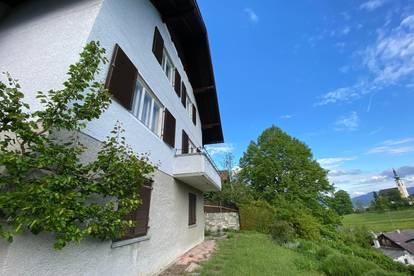 ATTERSEE am Attersee: Rarität Panorama-Grundstück mit Ein-/ Zweifamilienhaus