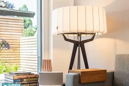 Klug Investieren - Drei-Zimmer-Neubau mit schönen Außenflächen und zwei Garagenplätzen