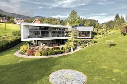 Luxus Villa in den steirischen Bergen