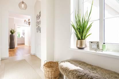RARITÄT IN FELDKIRCHEN: Einzigartige, sonnige Altbau-Wohnung in Toplage mit exklusiver Ausstattung