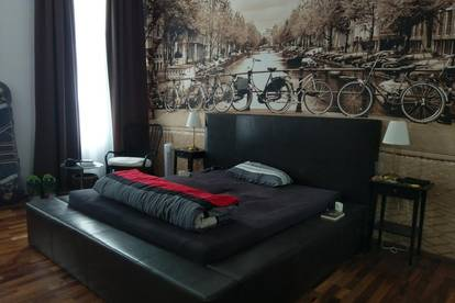 Room in awesome WG @ Burggasse from January 21