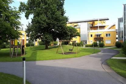 Architektengeplante, sonnige Maisonettenwohnung mit 2 traumhaften Dachterrassen am Ortsrand v. Stainz; prov.frei