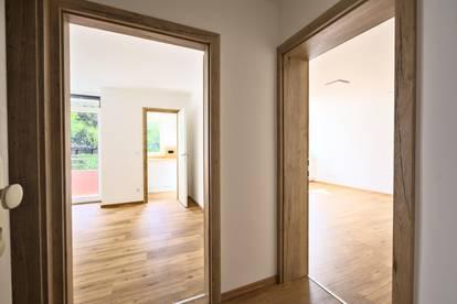 PROVISIONSFREI: Neu renovierte 2-Zimmer Wohnung in zentraler Lage