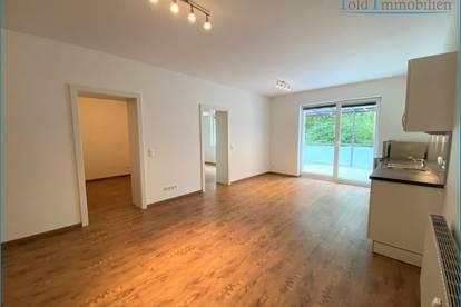 3-Zimmer-Wohnung mit überdachter Terrasse