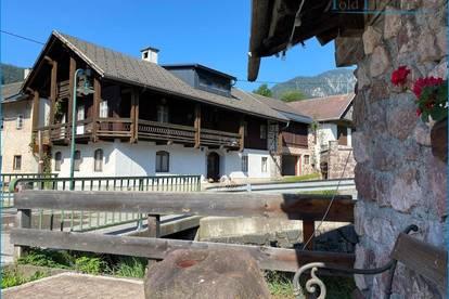 Traditionell, uriges Bauernhaus - Liegenschaft für Liebhaber alter Häuser