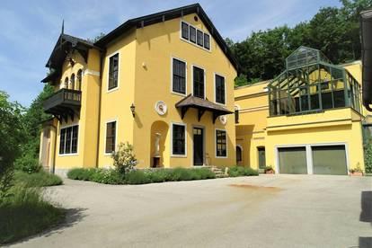 Herrschaftliches Anwesen mit besonderen Flair auf ca.18.000 m² Eigengrund.