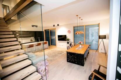 Doppelhaushälfte im italienischem Design