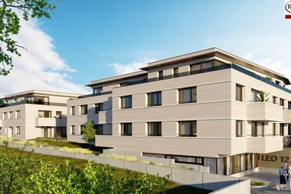 Leo12: Wohnen in Leopoldsdorf zwischen Natur und urbanem Leben! Nur 8 Minuten bis zur U1 Wien-Oberlaa! PROVISIONSFREI