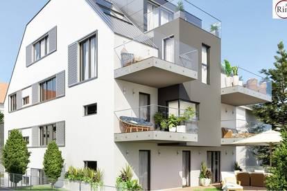 Moderne und energieeffiziente Dachgeschoßwohnung mit Topausstattung! PROVISIONSFREI!!