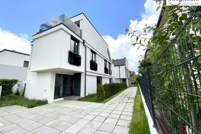 exklusives Einfamilienhaus - stilvolle Ausstattung - Ruhelage - U2 in 12min erreichbar - vollklimatisiert - Autostellplatz