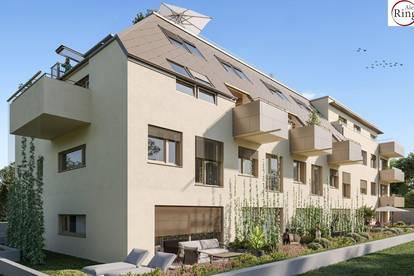 Projekt Ziag 144! Provisionsfrei! Jede Wohnung verfügt über Außenflächen, elektrische Raffstores, 3-Schichtverglasung, u.v.m.!