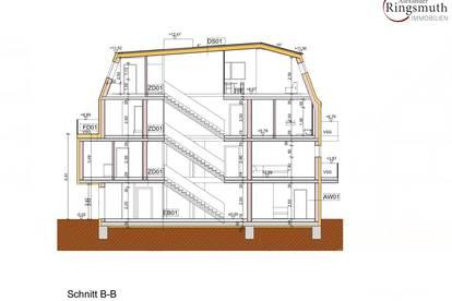 Bauträgerprojekt - in oberer Mühlwasser Lage - U2 in 9 Minuten - Lobau ums Eck - Stellplätze
