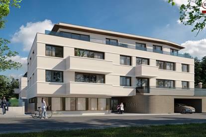 Geschäftslokal / Büro / Praxis - Schlüsselfertig - Neubauprojekt Leo 12 - im Herzen Leopoldsdorf bei Wien