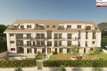 Neubauprojekt ETS41 - mit Gärten, Balkone und Terrassen - Wien Mitte in 11Min erreichbar - Top Infrastruktur - Tiefgaragenplätze