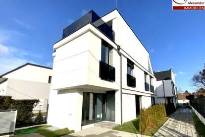 exklusives Einfamilienhaus - moderne Ausstattung - vollklimatisiert - U2 in 12min erreichbar - mit Autostellplatz