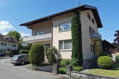 Provisionsfrei: 2-Familienhaus mit Geschäftsfläche in zentraler Lage in Dornbirn