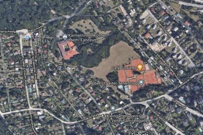 Tolles Bau-Grundstück beim Lainzer Tiergarten |Kleingartenverein