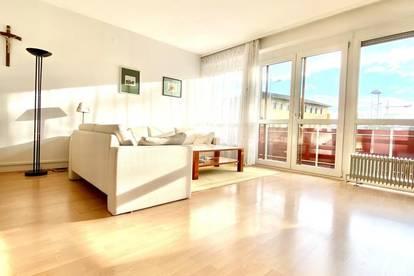Große helle 4-Zimmer-Wohnung in Neusiedl Zentrum |Balkon |See