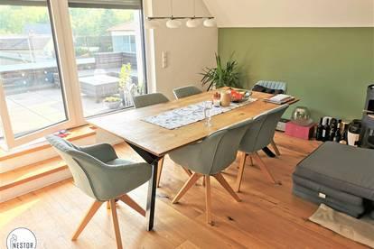 Sonnige Maisonette DG-Wohnung in Ruhelage | Schlüsselfertig