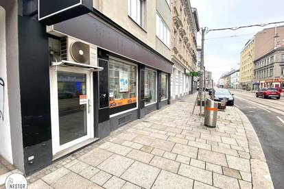 Saniertes Geschäftslokal / Büro inkl. Lager | Ottakringer Straße!