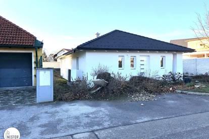 NEUER PREIS! TOP Bungalow in schöner Lage inkl. Grundstück - Schwadorf bei Wien!