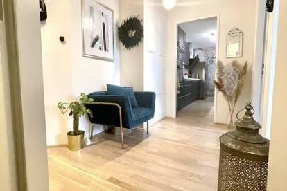 Fantastische 3-Zimmer-Wohnung | Neuwertig mit Balkon | U4 Friedensbrücke