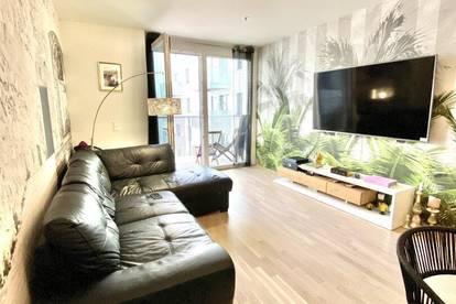 Super geschnittene 3-Zimmer-Wohnung | mit Balkon | U4 Friedensbrücke