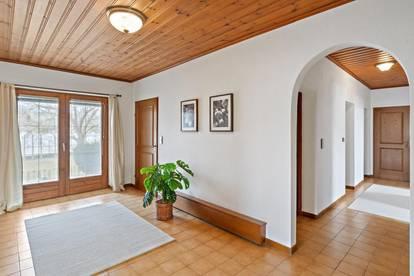 Der gediegene Wohntraum mit freundlichem Flair in einer ruhigen Wohnlage in Sonnberg bei Hollabrunn!