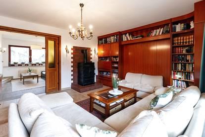 Perfektes Familiendomizil in sehr guter Lage mit 7 Zimmern und schönem Garten