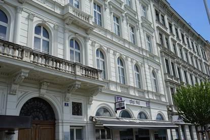 Stilvolles Zuhause auf Zeit. Altbau Erstbezug neben Wiener Oper. 1- Zimmer Studio. PROVISIONSFREI