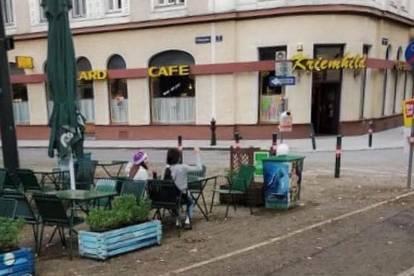Geschäftsmiete Kriemhild hinter Stadthalle, 1150 Wien