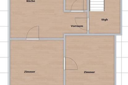 2-Zimmer Wohnung in Tulln an der Donau - *Bahnhofsnähe 5 min*