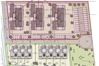 Genossenschaftswohnung Göllersdorf inkl. 20m2 Dachterrasse - Neubau - Miete mit Kaufrecht - Niedrigstenergiebauweise