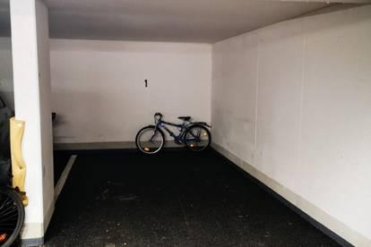 Garagenplatz in IBK-Pradl (Nähe Schutzengelkirche) zu vermieten